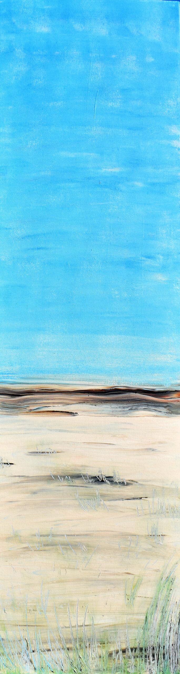 Beach 120 x 35 cm